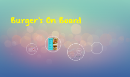 Burger's On Board