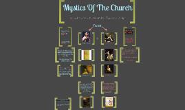 Mystics of the Church: Teresa of Jesus & John of the Cross