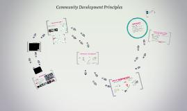 Community Developmen Principles