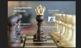 La organización del Estado español