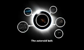 Copy of The asteroid belt