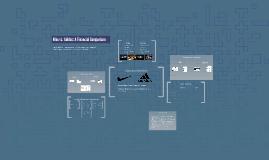 Nike vs. Adidas: A Financial Comparison
