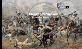 Copy of Copy of Spanish American war