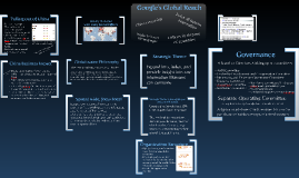 Google - Globalization Process & Global Strategy