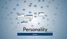 Personality (serial) - review
