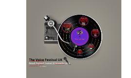 The Voice Festival UK - Bristol Regional Festival 2014