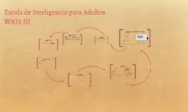 Escala de Inteligencia para Adultos