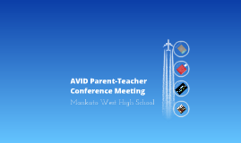 AVID Parent Meeting Nov. 2012