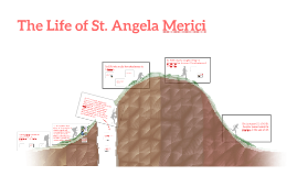 The Life of St. Angela Merici