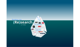 Introduction to Scientific Database Research