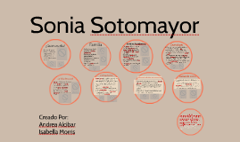 Copy of Sonia Sotomayor