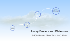 Copy of Leaky Faucets and Water use