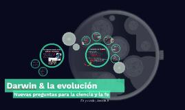 Darwin & la evolución.