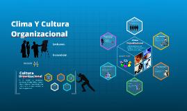 Copy of Copy of Clima Y Cultura Organizacional