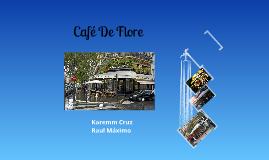 Cafe De Floré