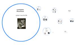 Copy of corrientes filosoficas