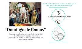 """""""Domingo de Ramos"""""""