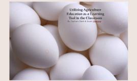 Utlizing Agriculture