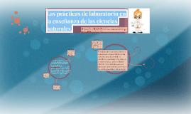 Las prácticas de laboratorio en la enseñanza de las cienicia