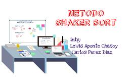 Copy of METODO SHAKER