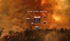 FIRE: in Fort McMurray