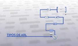 Copy of TIPOS DE ARL