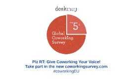 Coworking Europe 2014