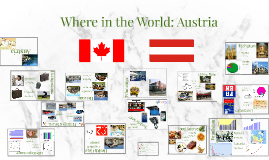 Where in the World: Austria