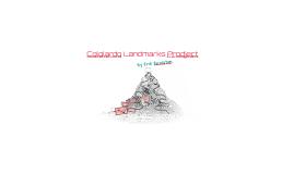 Cololardo Landmarks Prodject