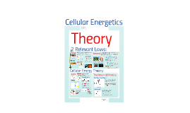 AP Bio- Energy 1:  Cellular Energetic Theory