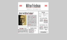 Copy of Milton Friedman