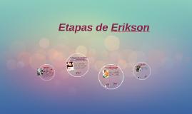 Etapas de Erikson