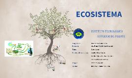 Ecosistema = Biocenosis + Biotopo
