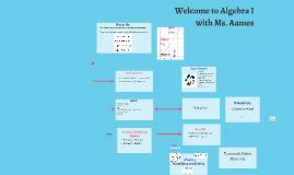 69. Algebra I