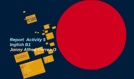 Report  Activity 5
