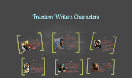 Copy of Freedom Writers Characters