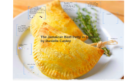 The Jamaican Beef Patty in London