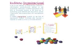 REDISEÑO DE LAS ORGANIZACIONES
