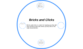 Bricks and Clicks