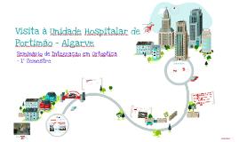 Visita ao Centro Hospitalar do Barlavento Algarvio