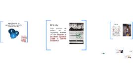 Identificación de características textuales convencionales