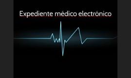 Expediente médico electrónico
