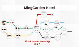 MingGarden Hotel