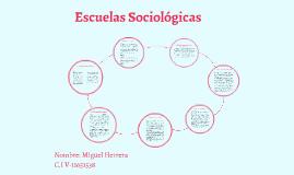 Escuela Sociologica - Criminologia