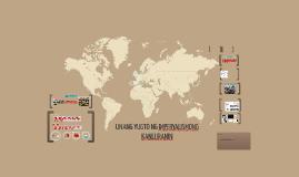 Copy of UNANG YUGTO NG IMPERYALISMONG KANLURANIN