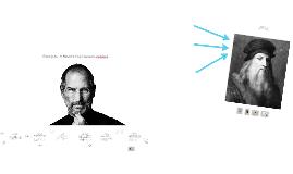 Steve Jobs:  A Modern Day Leonardo da Vinci