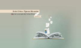 Textos líricos: figuras literarias 4°