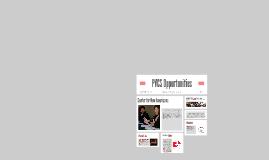 PVCS Opportunities