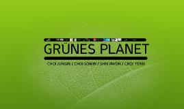 GRUNES PLANET