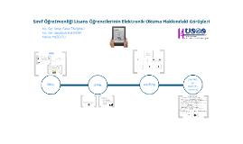 Elektronik OKuma Usos-2015